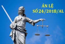 Án lệ số 24/2018/AL về di sản thừa kế chuyển thành tài sản thuộc quyền sở hữu, quyền sử dụng hợp pháp của cá nhân