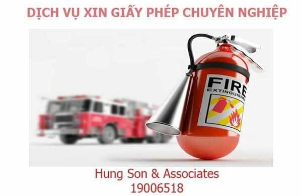 Điều kiện kinh doanh dịch vụ phòng cháy chữa cháy