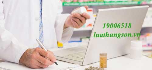 Bán thuốc kê đơn online – Có được phép thực hiện?