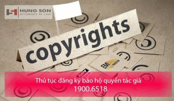 Tất tần tật về thủ tục đăng ký bảo hộ quyền tác giả