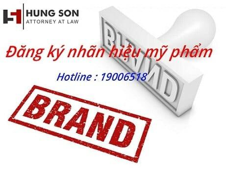 đăng ký nhãn hiệu mỹ phẩm