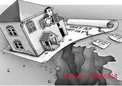 Tranh chấp đất mua bán với chính quyền từ năm 90