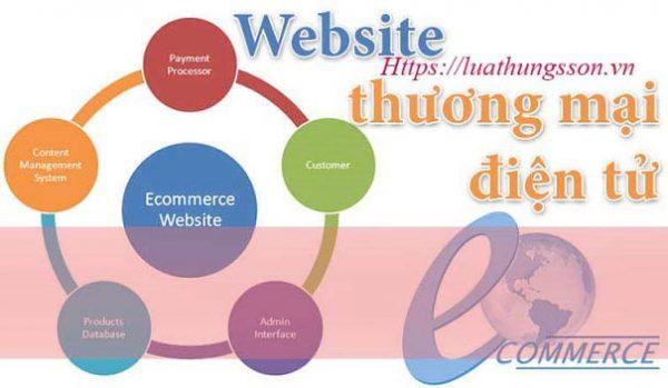 Thông tư sửa đổi về quản lý website thương mại điện tử