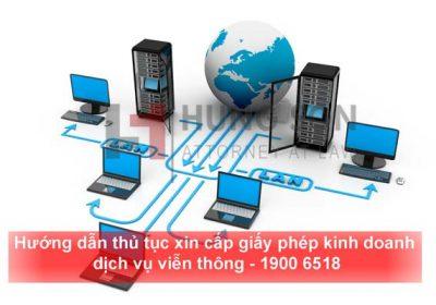 Hướng dẫn thủ tục xin cấp giấy phép kinh doanh dịch vụ viễn thông