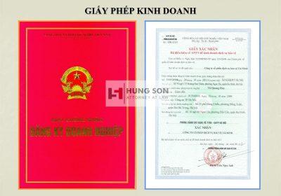 Thủ tục xin cấp giấy phép thành lập doanh nghiệp
