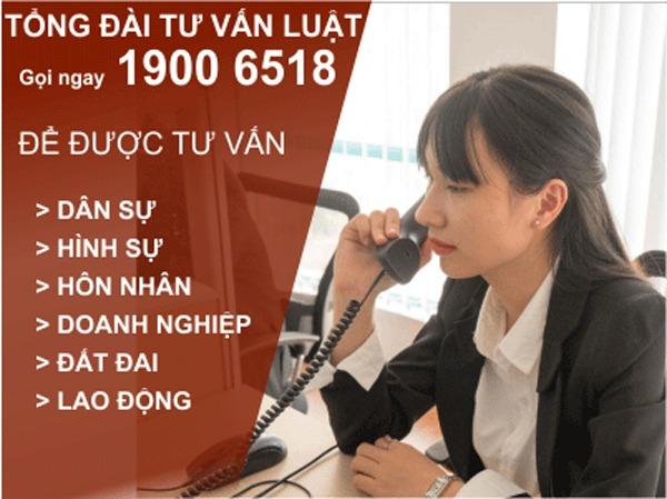 Tổng đài tư vấn Luật đất đai online