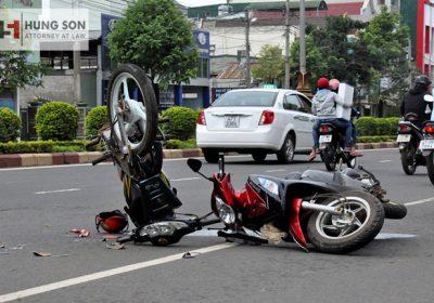 Hậu quả pháp lý khi có lỗi gây ra tai nạn giao thông