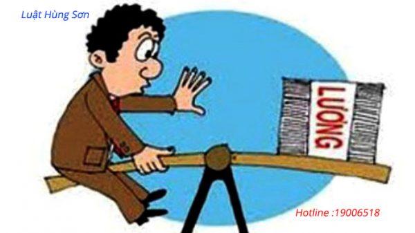 NLĐ cần làm gì khi công ty không trả lương đúng thời hạn