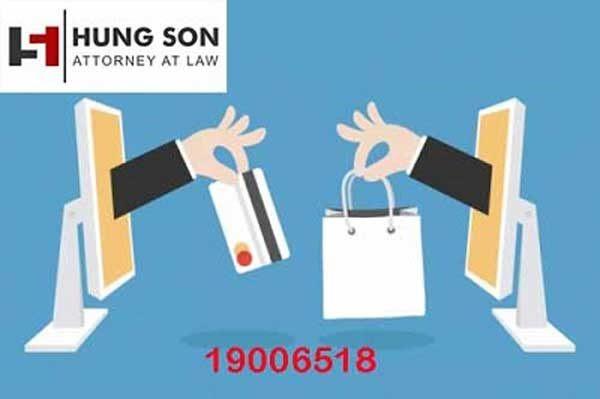 [Luật Hùng Sơn] Thiết lập sàn giao dịch thương mại điện tử