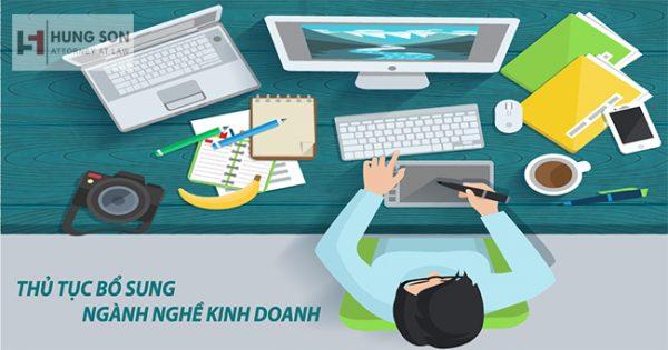 Hướng dẫn bổ sung số điện thoại và mã hóa ngành nghề