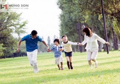 Thủ tục nhận con riêng của vợhoặc chồng làm con nuôi