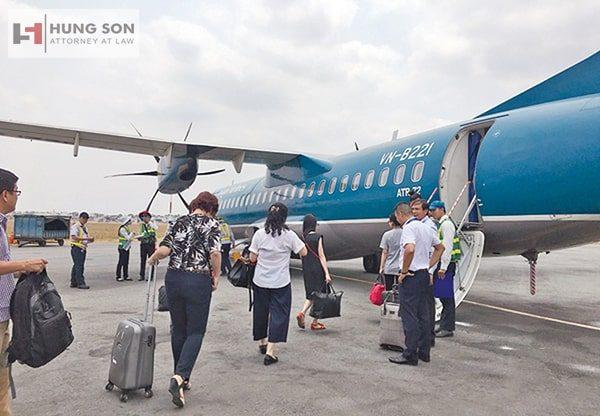 Tổng hợp những trường hợp hành khách bị cấm đi máy bay