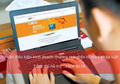 Tư vấn điều kiện kinh doanh thương mại điện tử theo pháp luật