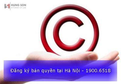 Có phải bạn đang gặp vấn đề về đăng ký bản quyền tại Hà Nội?