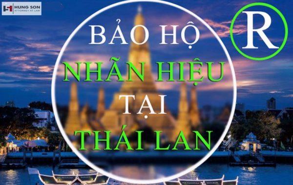 Những điều doanh nghiệp cần biết khi đăng ký nhãn hiệu tại Thái Lan