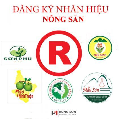 Tại sao phải đăng ký nhãn hiệu nông sản Việt