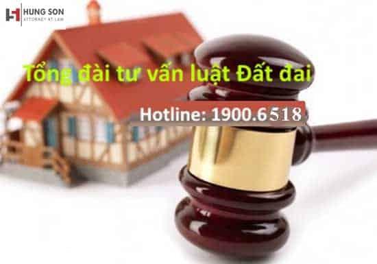 Luật sư tư vấn sau khi chuyển đổi đất đai