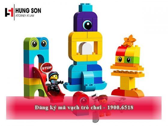 Dịch vụ đăng ký mã vạch đồ chơi trọn gói – nhanh gọn – giá rẻ