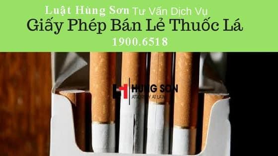 Mở cửa hàng kinh doanh thuốc lá cần điều kiện gì?