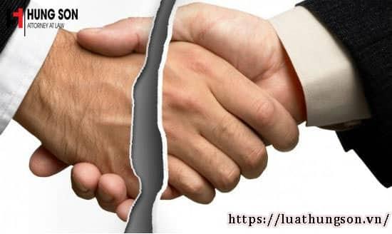 Phân biệt tạm ngừng, hủy bỏ và đình chỉ hợp đồng kinh tế