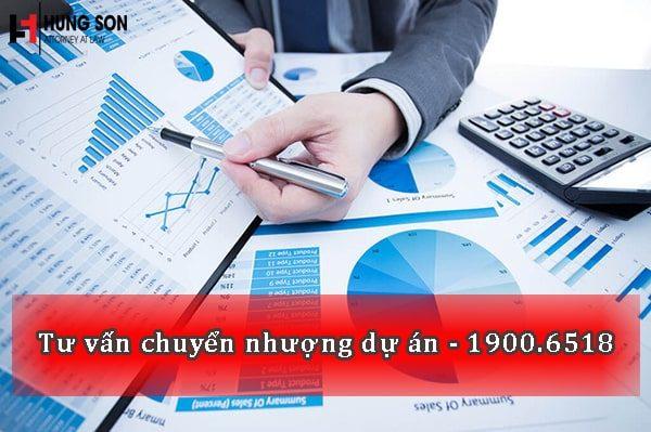 Tư vấn chuyển nhượng dự án đầu tư tại Việt Nam