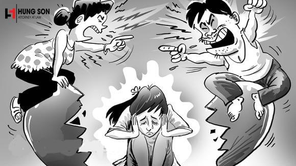 Bị bạo hành tinh thần có được đơn phương ly hôn?