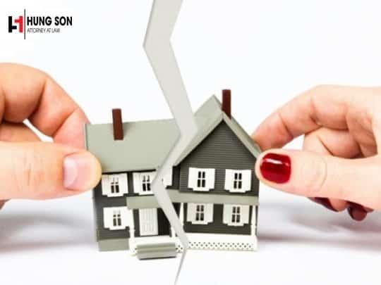 Chia tài sản chung trong thời kỳ hôn nhân có gọi là ly hôn không?