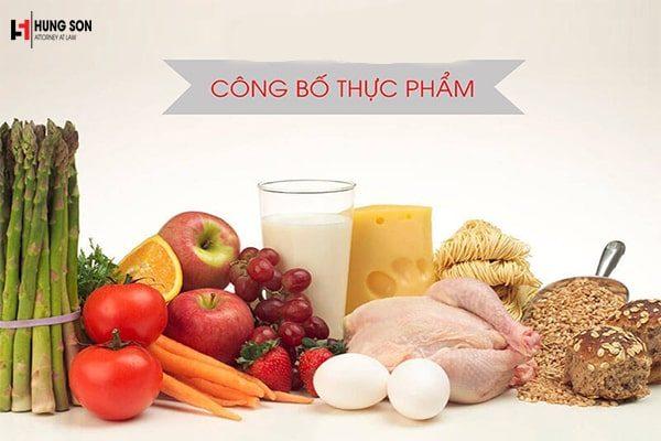 Làm thế nào để công bố thực phẩm nhập khẩu tại Hà Nội?