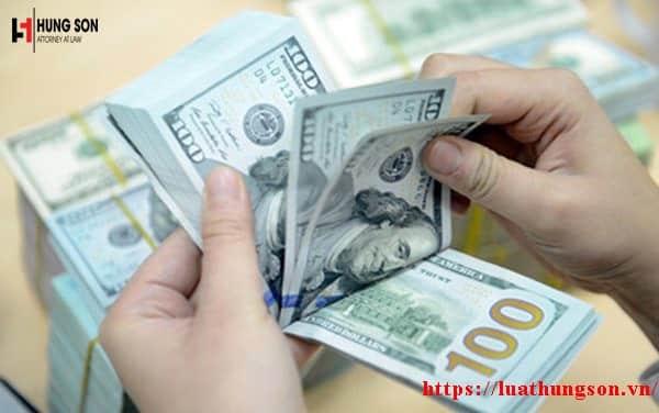 doanh nghiệp giao dịch bằng ngoại tệ