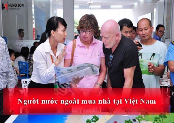 Điều kiện, thủ tục để người nước ngoài mua nhà tại Việt Nam