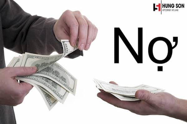 cám kinh doanh dịch vụ đòi nợ
