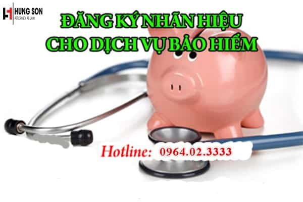 đăng ký nhãn hiệu dịch vụ bảo hiểm