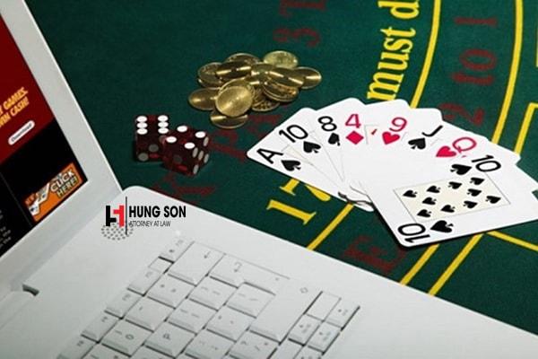 Hành vi đánh bạc trên mạng theo quy định bị xử lý như thế nào?