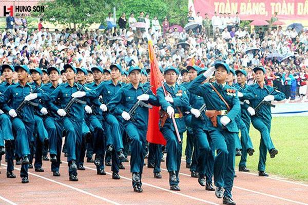 Cập nhật những điểm mới của Luật dân quân tự vệ sửa đổi