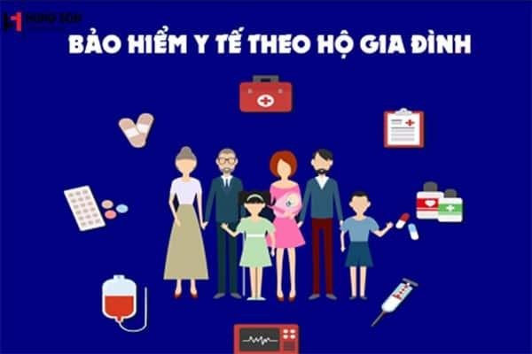 Bảo hiểm y tế hộ gia đình và các mức thu theo quy định pháp luật
