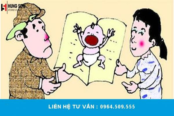 Hướng dẫn cụ thể cách đăng ký khai sinh cho con ngoài giá thú