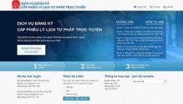 Hướng dẫn đăng ký lý lịch tư pháp online 2020 đầy đủ nhất