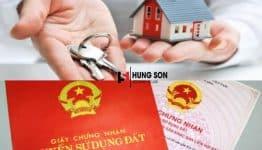 Thủ tục, hồ sơ để sang tên sổ đỏ tại Hà Nội theo quy định hiện nay