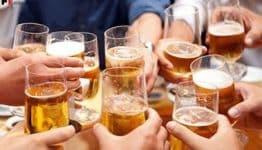 Lưu ý : Phụ huynh không được nhờ con đi mua rượu, bia