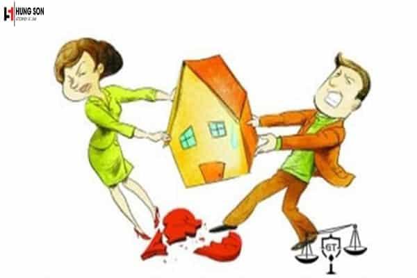 Quyền lợi của người vợ khi vợ chồng ly hôn là như thế nào?