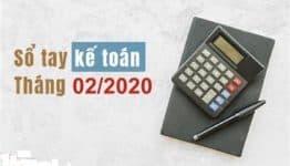 Những việc kế toán cần làm trong tháng 02/2020
