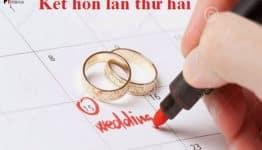 Muốn tái hôn thì cần phải thực hiện các thủ tục như thế nào?