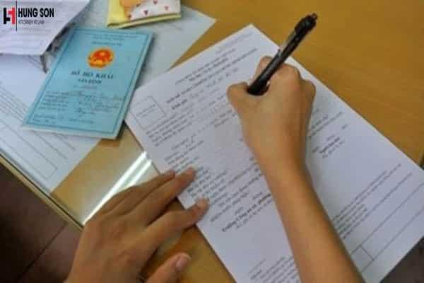 Thủ tục cấp lại giấy đăng ký kết hôn theo quy định của pháp luật như thế nào?
