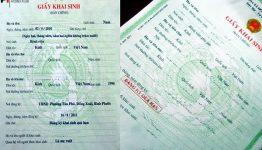 Hướng dẫn thủ tục đăng ký khai sinh có yếu tố nước ngoài