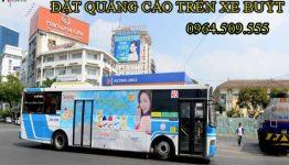 Doanh nghiệp đặt quảng cáo trên xe buýt cần tuân theo quy định nào?