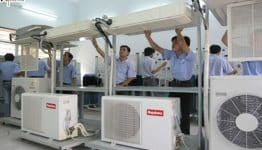 Tiếp cận từng khách hàng với việc bổ sung ngành nghề thiết bị đèn, điều hòa không khí