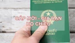 Dịch vụ gia hạn hộ chiếu nhanh chóng tại Hà Nội