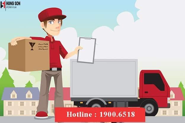 thành lập công ty bưu chính