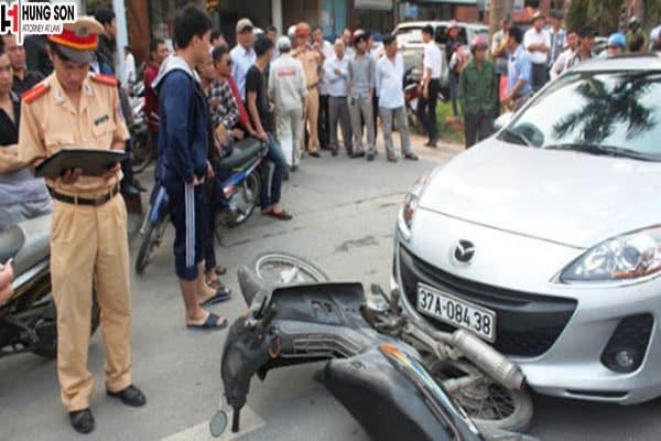 Chưa có giấy phép lái xe gây ra tai nạn giao thông, có phải đi tù?