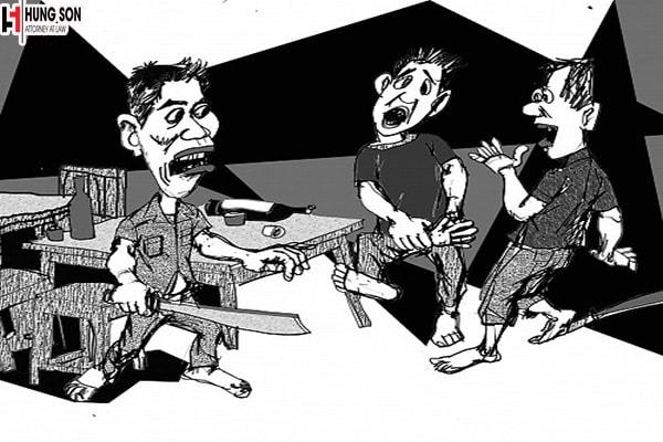 Đánh người gây thương tích rồi bỏ trốn có thể ngồi tù chung thân